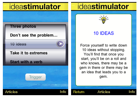 Idea Stimulator